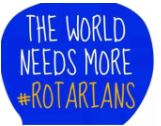 TheWorld need more Rotarians